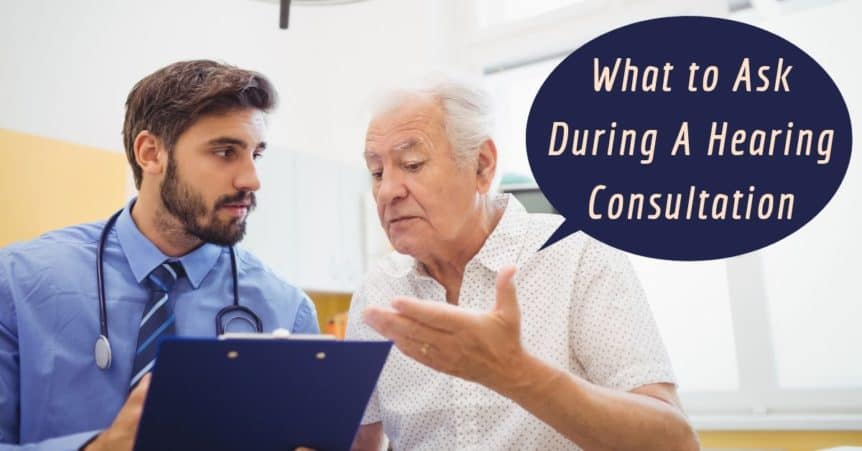 What to Ask During a Hearing Health Consultation